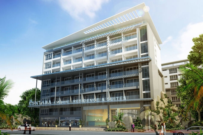 FOR SALE: CENTARA AVENUE - Residence & Suites Pattaya