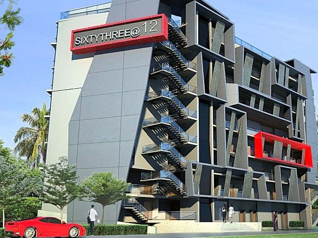 FOR SALE: SIXTYTHREE@12 - WONG-AMAT BEACH