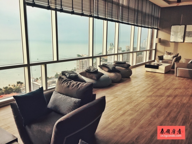 FOR RENT: Centric Sea Condo, 2BEDROOMS, Sea View