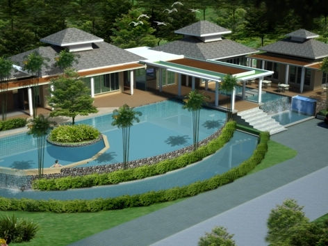 HOUSE WITH DEVELOPER FINANCE, MORTGAGE IN PATTAYA – T.W. PARK VIEW