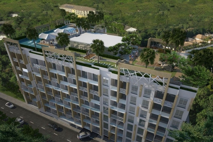 FOR SALE: STUDIO FOR SALE 1.49mln: WATERPARK, PRATUMNAK