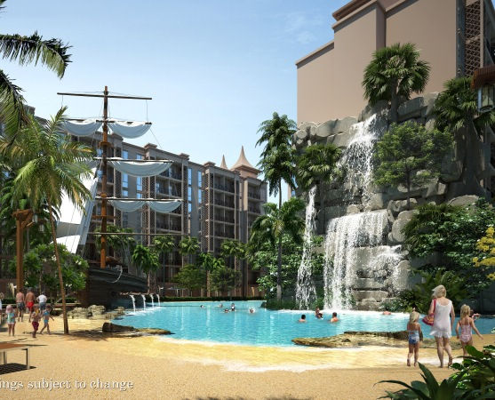 FOR SALE: ATLANTIS CONDO RESORT, PATTAYA - JOMTIEN