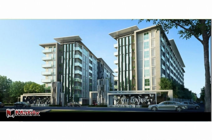 FOR SALE:  CITY CENTER RESIDENCE PATTAYA - City Living in Style by Matrix