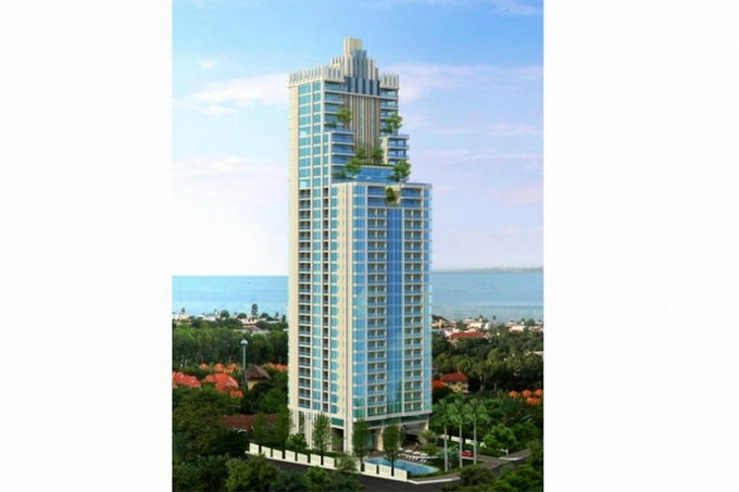 AMARI RESIDENCES PATTAYA, THE LEGEND