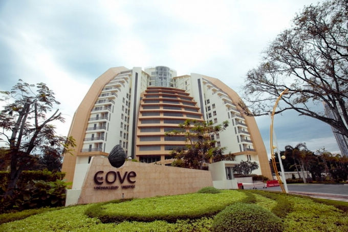 THE COVE, PATTAYA - NAKLUA