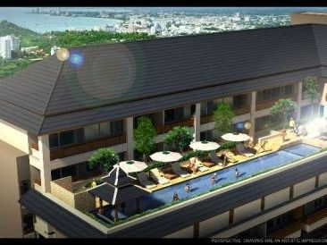 BUY WITH DEVELOPER FINANCE, MORTGAGE IN JOMTIEN – SEA SKY VIEW