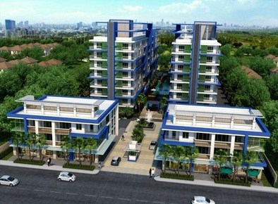 FOR SALE: THE BLUE RESIDENCE PORCHLAND 3 , 1 BED/1 BATH - SUKHUMVIT 87, PATTAYA.
