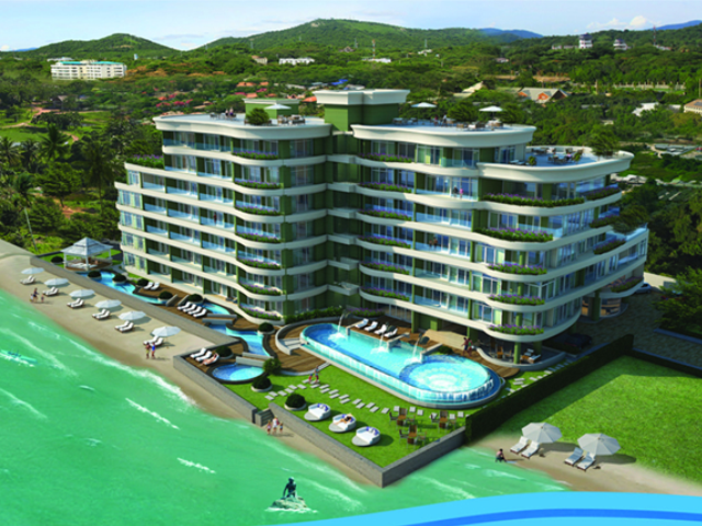 FOR SALE: PARADISE OCEAN VIEW, 1BED-2BED-NORTH PATTAYA.