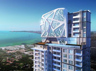 FOR SALE: THE SKY CONDO 1BED-3BED, JOMTIEN.