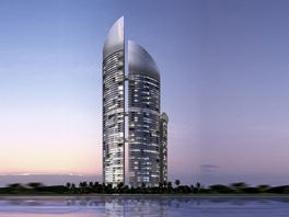 CENTARA GRAND RESIDENCE - JOMTIEN, PATTAYA , STUDIO RE-SALE, 64 SQM, 6.5 MILLION
