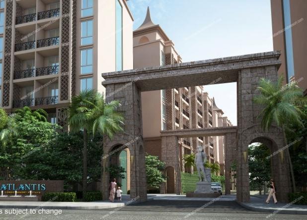Atlantis resort condo for sale pattaya jomtien for Atlantis condo