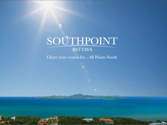 FOR SALE: SOUTHPOINT PATTAYA, PRATUMNAK