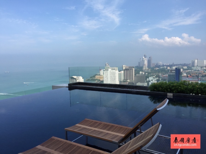Centric Sea Pattaya,High Floor,1bedroom,Sea View,North Pattaya