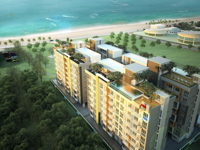 NEO SEA VIEW CONDO PATTAYA @ JOMTIEN