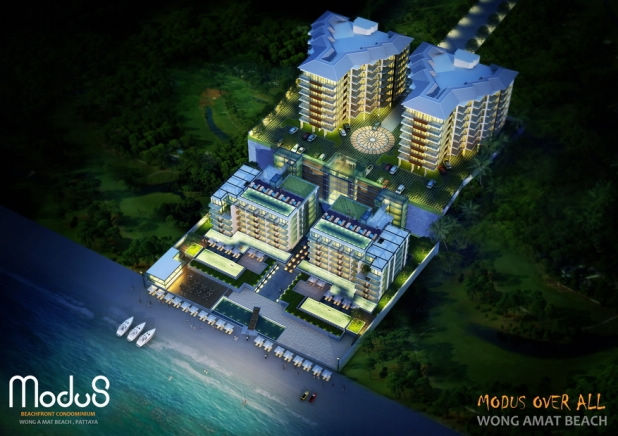 FOR SALE: MODUS WONG AMAT BEACH PATTAYA