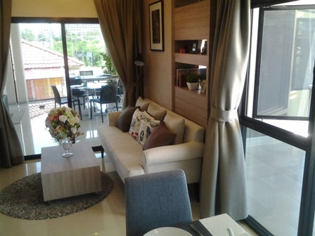 FOR SALE:  DUSIT GRAND CONDO, 1 BEDROOM CORNER UNIT [cg]