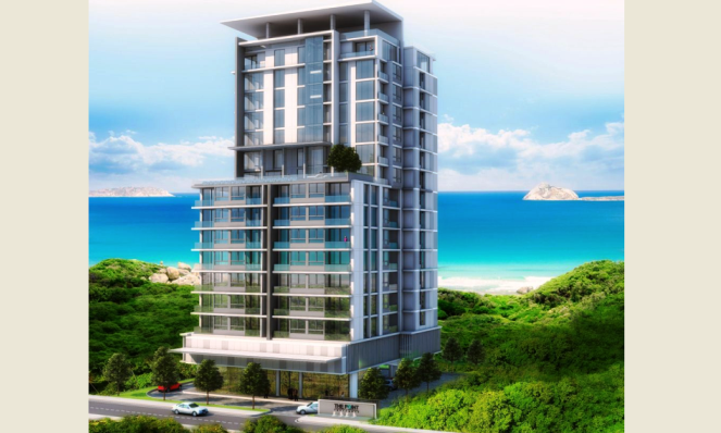 FOR SALE: THE POINT PRATUMNAK, 1BED-PENTHOUSE, PRATAMNAK HILL.