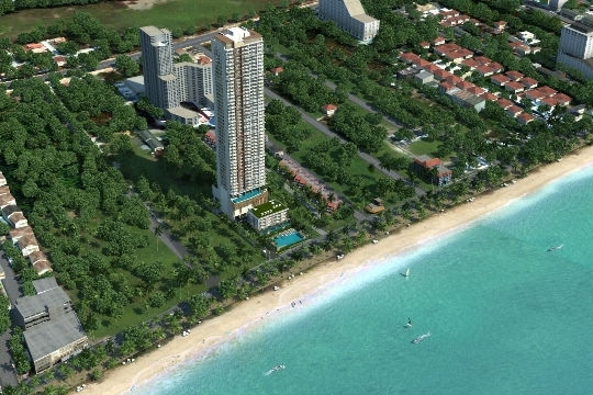 FOR SALE: CETUS BEACHFRONT, PATTAYA - JOMTIEN