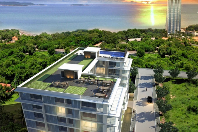 STUDIO FOR SALE 0.95mln: SERENITY - PATTAYA, WONG AMAT