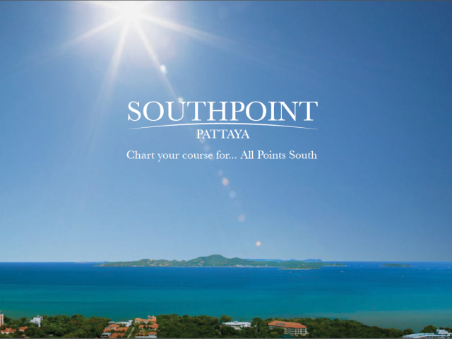 RESALE: SOUTH POINT CONDO, 1BEDROOM - KASETSIN SOI 7, PRATAMNAK.