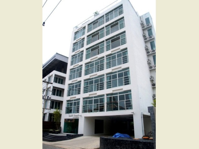 SOUTH BEACH CONDO, STUDIO & 2 BEDROOM - PRATAMNAK SOI 6.