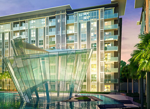 THE CITY CENTER PATTAYA - City Living in Style by Matrix