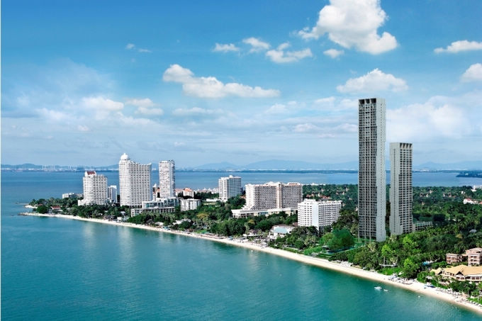 FOR SALE: ZIRE WONGAMAT TOWER - NAKLUA, PATTAYA