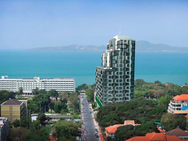 ONE TOWER - PRATUMNAK, CONDOMINIUM PATTAYA
