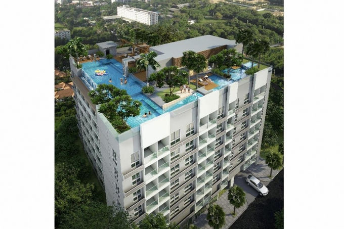 FOR SALE: LAGUNA BAY 2, STUDIO - 1BED - PRATUMNAK SOI 5, PATTAYA.