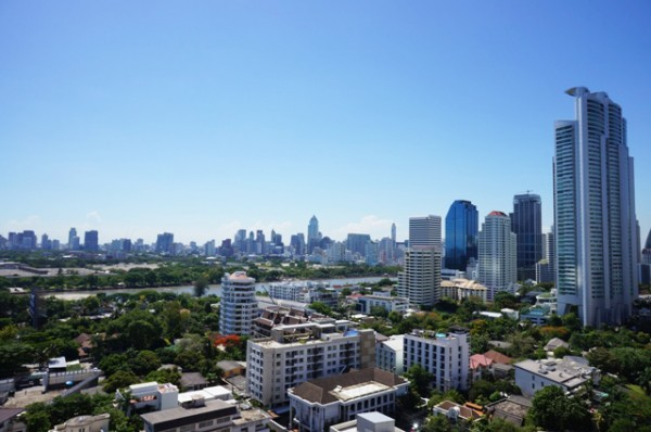 Bangkok Suburbs Condo Launch Sees Slowing Down in Q3 2013