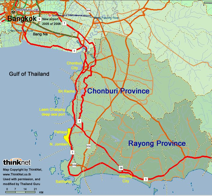 Strong Demand for Eastern Seaboard Industrial Land in Thailand Continues to Rise