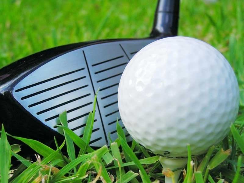 Golf Sports and Leisure Time in Pattaya