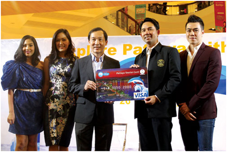 Pattaya First Thai City to be a VISA Zone