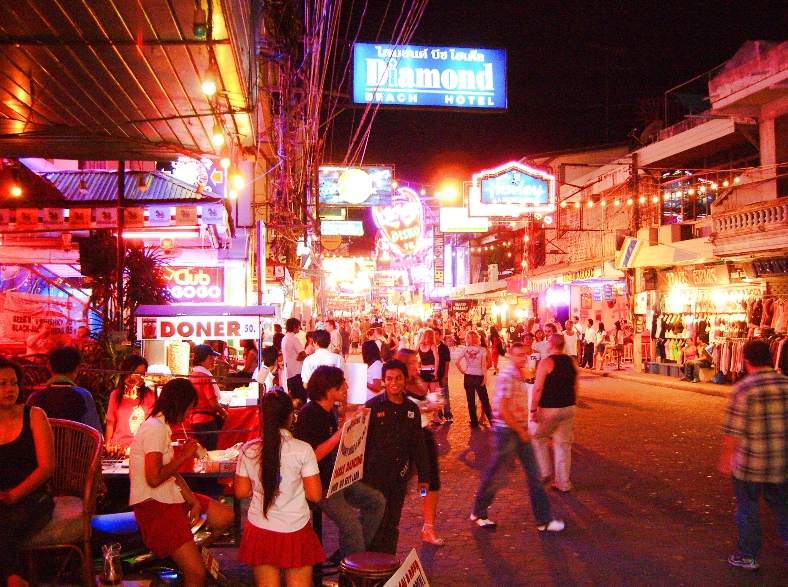 Aussie Tour Agencies offer Pattaya Trips  for the Country's  Workers