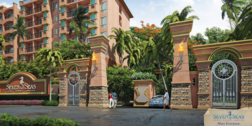 Seven Seas Condo Resort Approved Construction to be Completed the Second Quarter of 2015