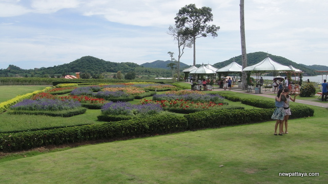 Silverlake Vineyard, One of Beautiful Attractions in Pattaya