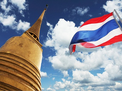 Tourist Numbers Increase in Thailand