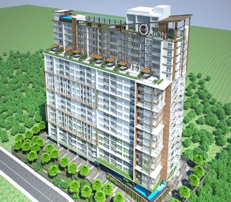 Orion Condominium Makes Its Debut in Pattaya