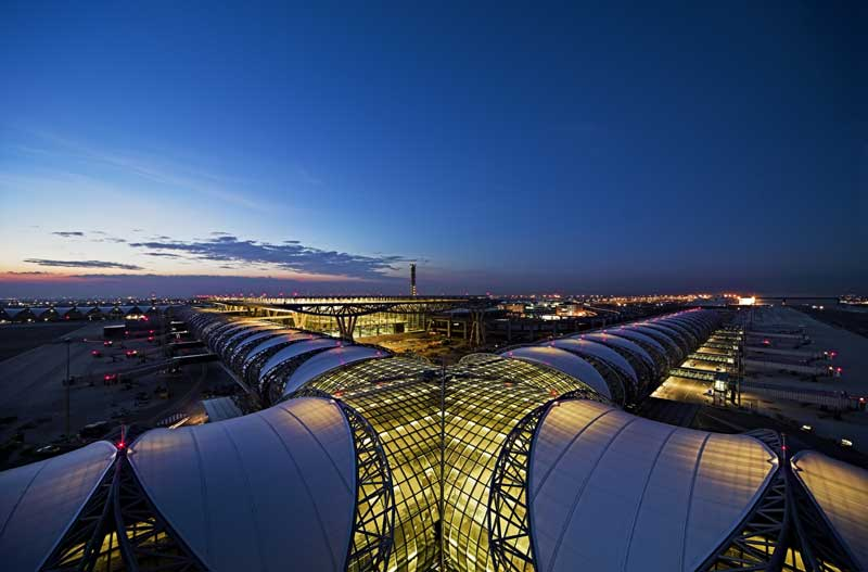 Transportation to/from Suvarnabhumi Airport…..and Beyond