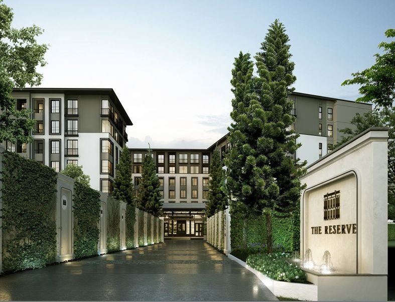 Pruksa Real Estate Plans Sixth and Last Project The Reserve in 2013